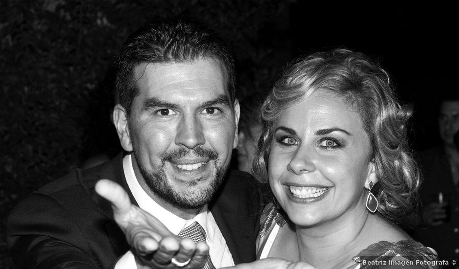 La boda de Paco y Margarita en La Carlota, Córdoba