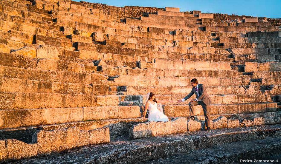 La boda de David y Aurora en Saelices, Cuenca