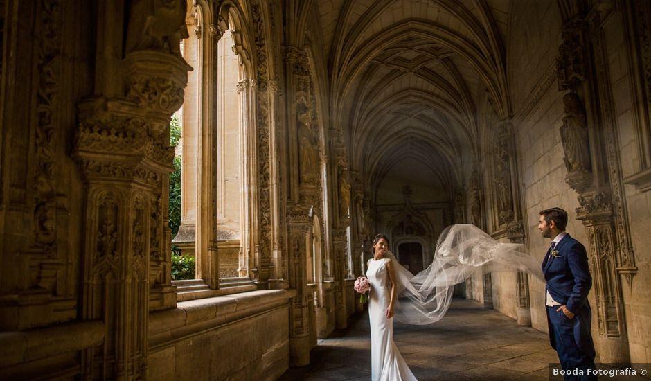 La boda de Juan Carlos y Inés en Toledo, Toledo