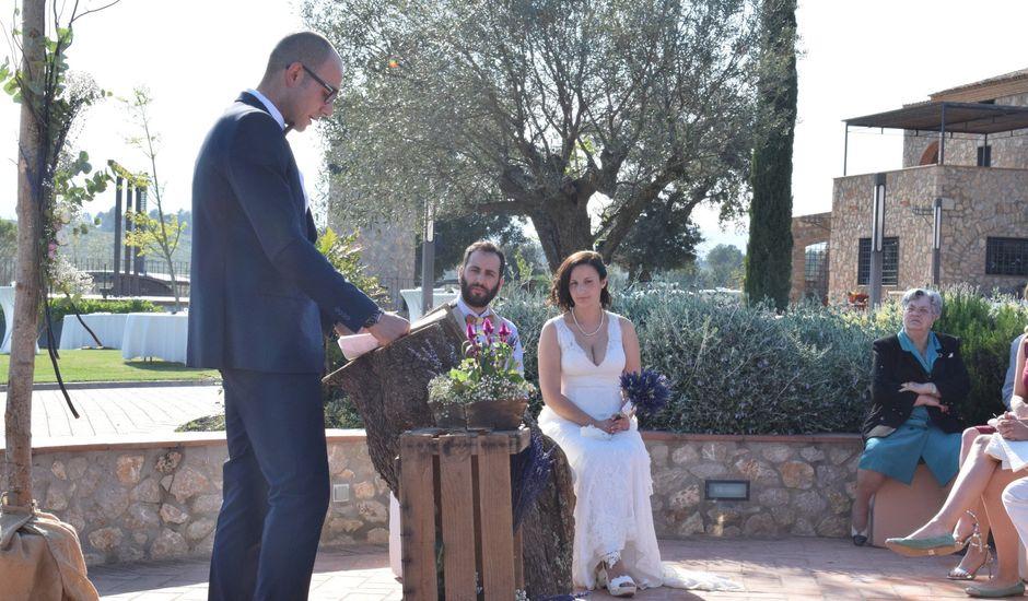 La boda de Josep y Sandra en Llers, Girona