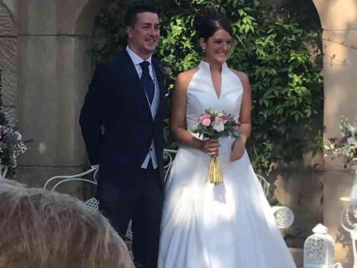 La boda de Angela y Luis