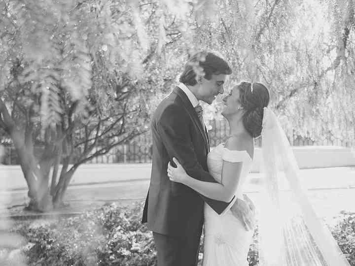 La boda de Lorena y Ati