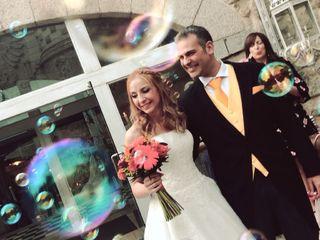 La boda de Mónica y Carlos