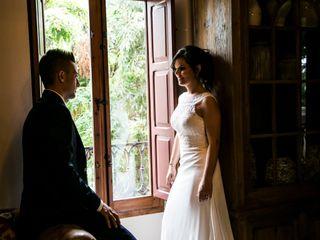La boda de Melisa y Carlos 1