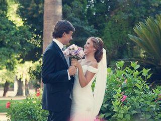 La boda de Lorena y Ati 1