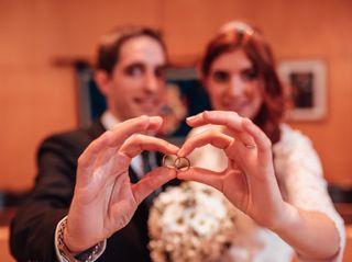 La boda de Sandra y Luís