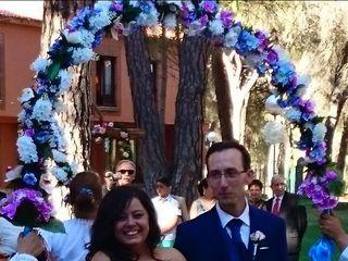 La boda de Azucena  y Miguel 1