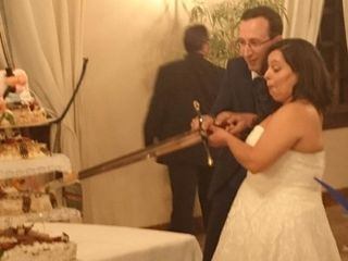 La boda de Azucena  y Miguel