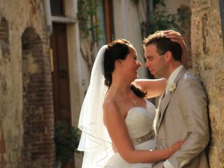 La boda de Nicolette y Rick 1