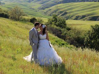 La boda de Nicolette y Rick