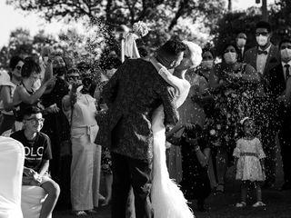 La boda de Guada y Dani