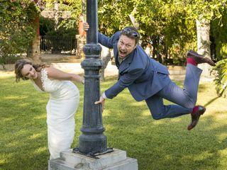 La boda de Vanessa y Philippe