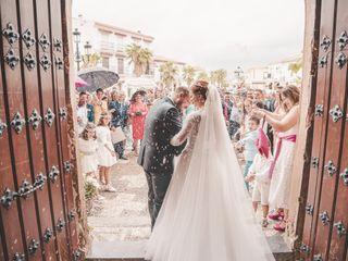 La boda de Ismael y Almudena