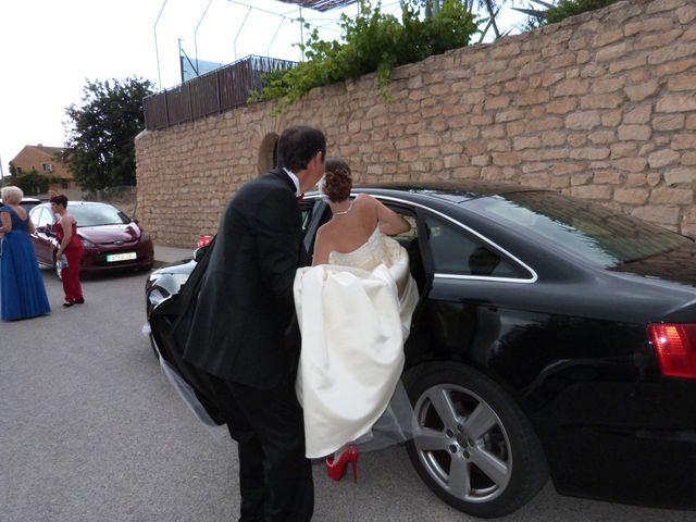 La boda de Fernando y Sara  en Sant Vicent Del Raspeig/san Vicente Del, Alicante 4
