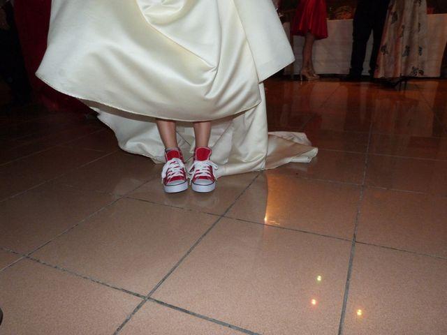 La boda de Fernando y Sara  en Sant Vicent Del Raspeig/san Vicente Del, Alicante 7