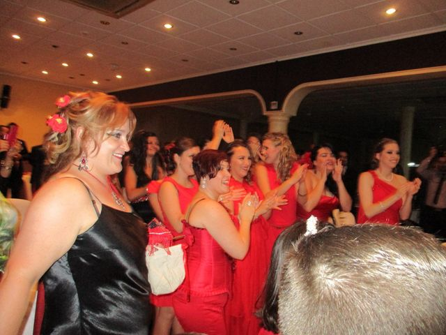 La boda de Fernando y Sara  en Sant Vicent Del Raspeig/san Vicente Del, Alicante 8