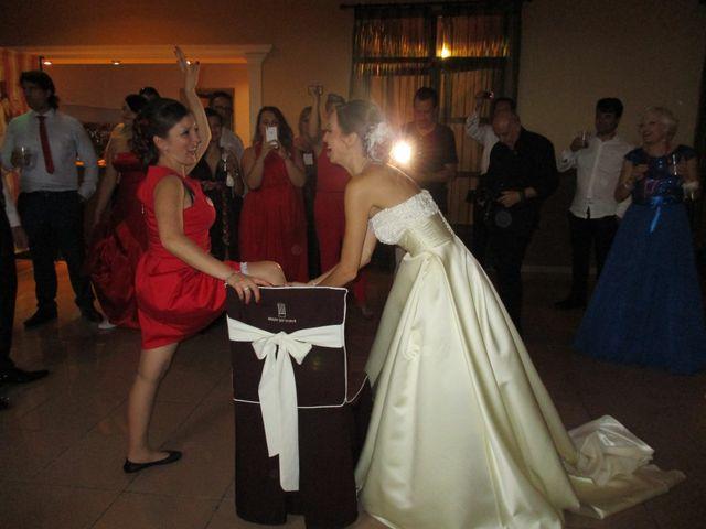 La boda de Fernando y Sara  en Sant Vicent Del Raspeig/san Vicente Del, Alicante 9