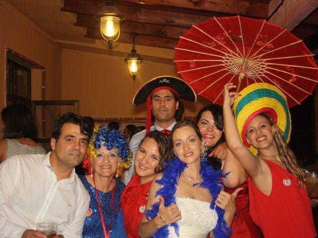 La boda de Fernando y Sara  en Sant Vicent Del Raspeig/san Vicente Del, Alicante 1