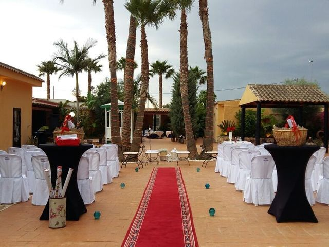 La boda de Fernando y Sara  en Sant Vicent Del Raspeig/san Vicente Del, Alicante 16