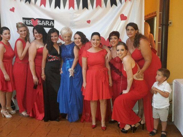 La boda de Fernando y Sara  en Sant Vicent Del Raspeig/san Vicente Del, Alicante 20
