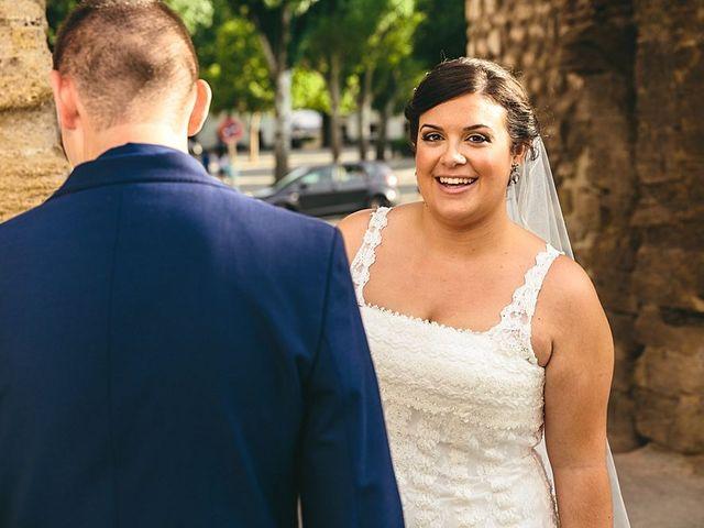 La boda de Jose y Isabel en Ronda, Málaga 1