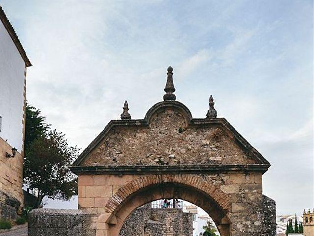 La boda de Jose y Isabel en Ronda, Málaga 6