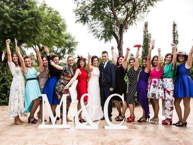 La boda de Carlos y Melisa en Onda, Castellón 23