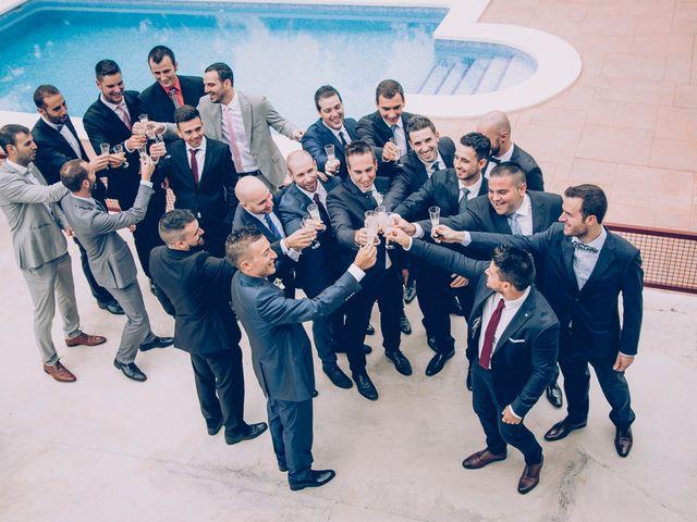 La boda de Carlos y Melisa en Onda, Castellón 28