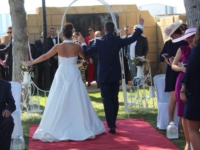 La boda de Luis y Angela en Pedrola, Zaragoza 1
