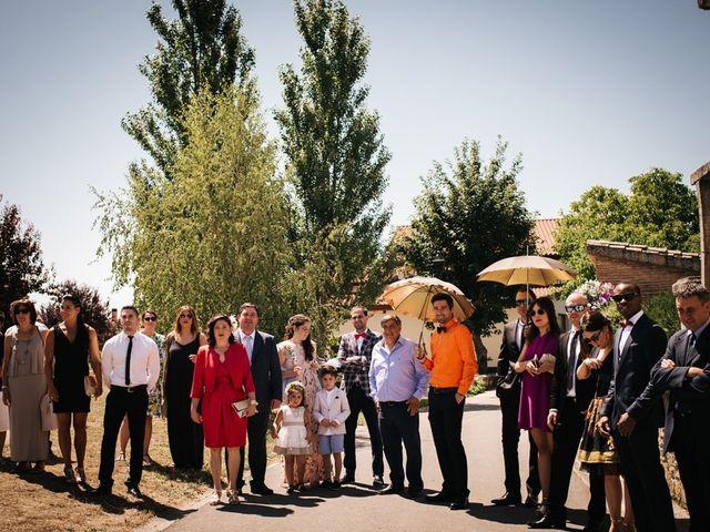 La boda de Marcos y Bea en Zurbano, Álava 13