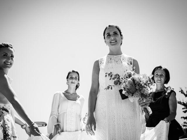 La boda de Marcos y Bea en Zurbano, Álava 17