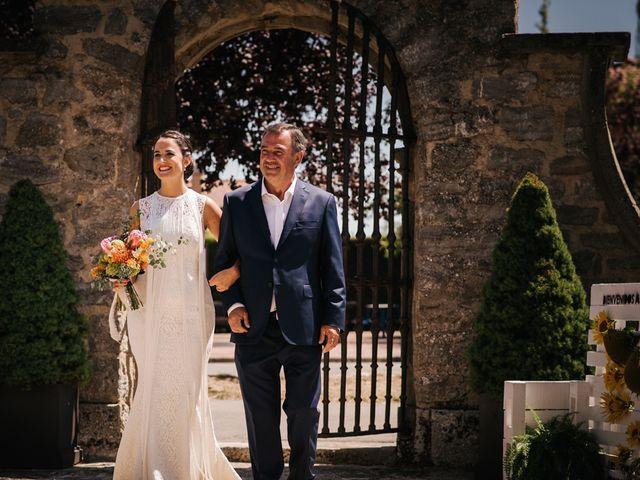 La boda de Marcos y Bea en Zurbano, Álava 19