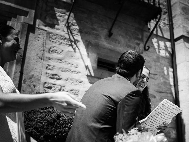 La boda de Marcos y Bea en Zurbano, Álava 21