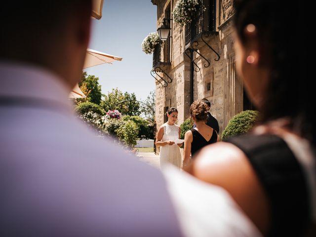 La boda de Marcos y Bea en Zurbano, Álava 24