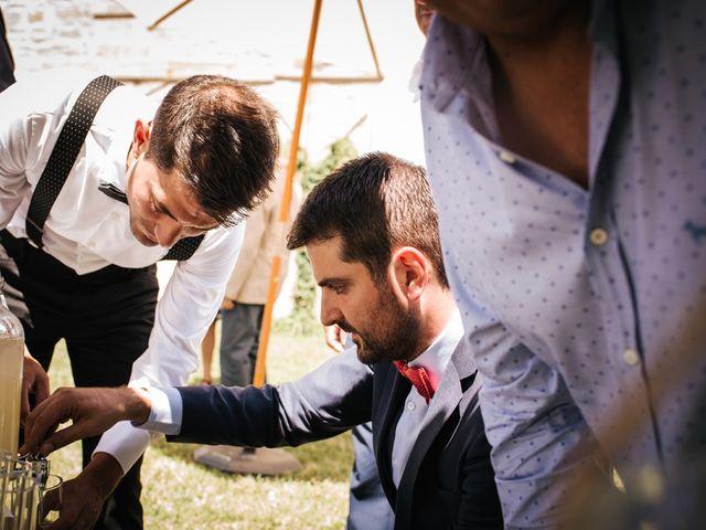 La boda de Marcos y Bea en Zurbano, Álava 29