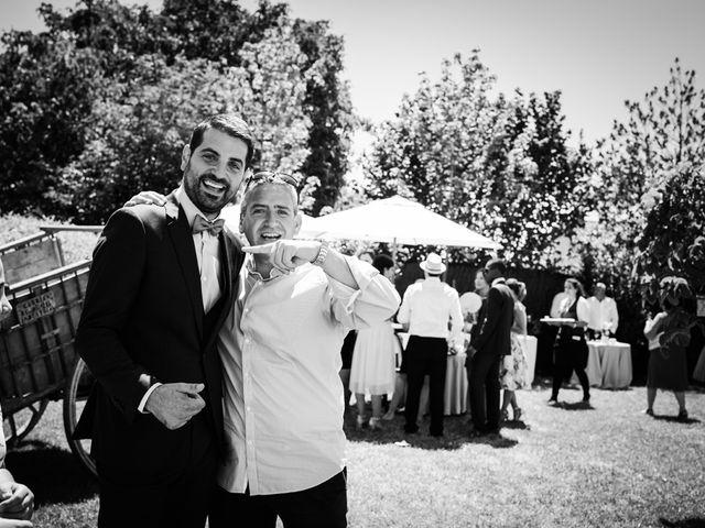 La boda de Marcos y Bea en Zurbano, Álava 31