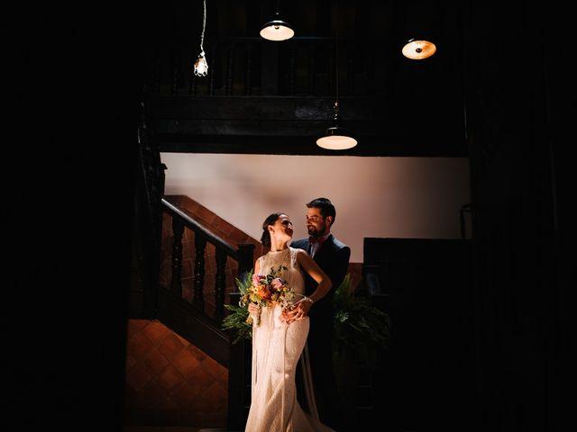 La boda de Marcos y Bea en Zurbano, Álava 32