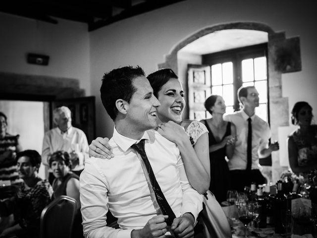 La boda de Marcos y Bea en Zurbano, Álava 41