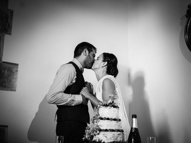 La boda de Marcos y Bea en Zurbano, Álava 42
