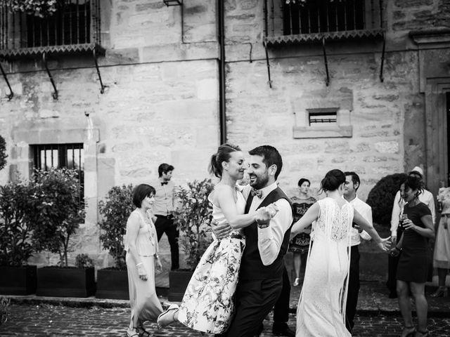 La boda de Marcos y Bea en Zurbano, Álava 47