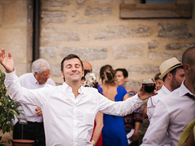 La boda de Marcos y Bea en Zurbano, Álava 48