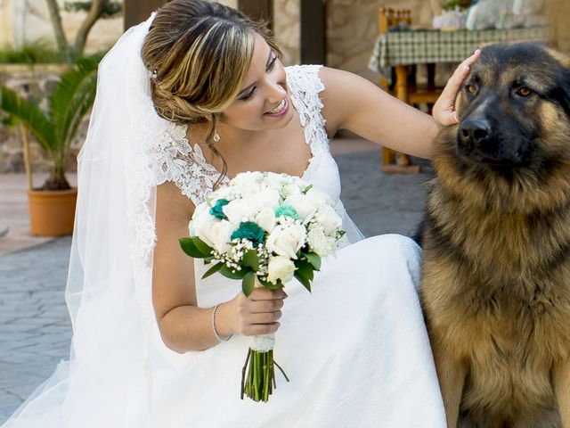 La boda de Juan y Nerea en Alquerias, Murcia 4
