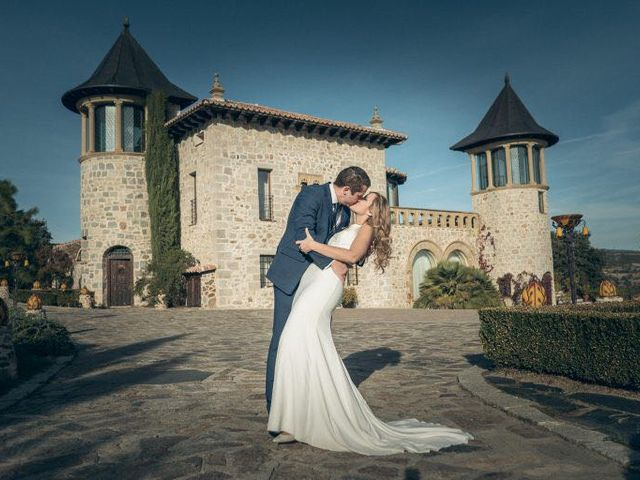 La boda de Fernando y Carmen en Mangiron, Madrid 2