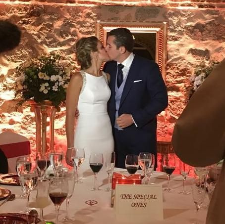 La boda de Fernando y Carmen en Mangiron, Madrid 3
