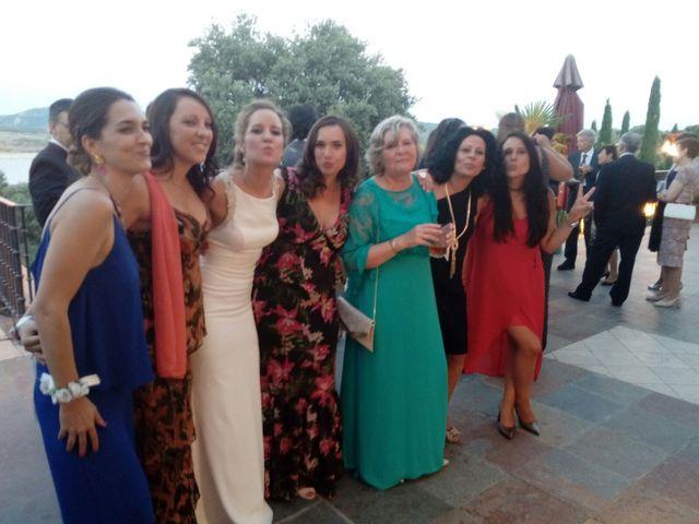 La boda de Fernando y Carmen en Mangiron, Madrid 4