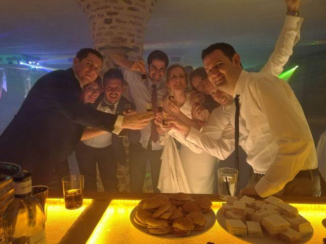 La boda de Fernando y Carmen en Mangiron, Madrid 6
