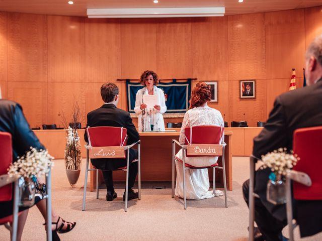 La boda de Luís y Sandra en Cambrils, Tarragona 43