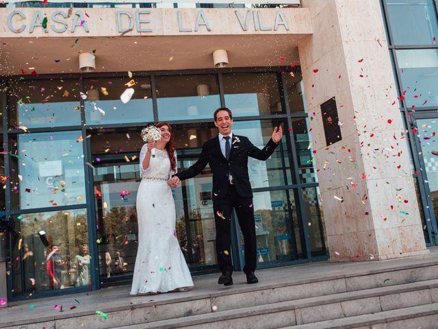 La boda de Luís y Sandra en Cambrils, Tarragona 54