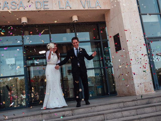 La boda de Luís y Sandra en Cambrils, Tarragona 55