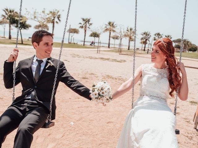 La boda de Luís y Sandra en Cambrils, Tarragona 61